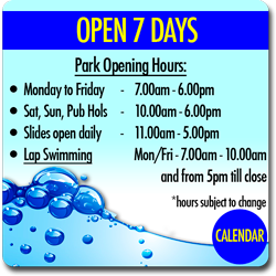 Park Opening Hours