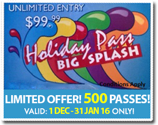 Holiday Pass Offer