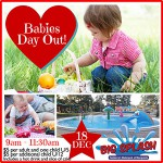 Babies Day Out 2015 - big splash Waterpark