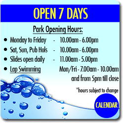 Park Opening Hours 2016 -17