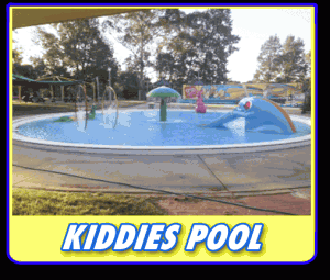 Kiddies Pool Bigsplash Canberra