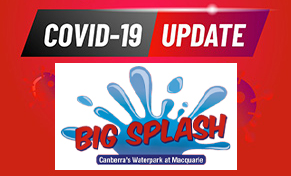 COVID Updates for Big Splash Waterpark